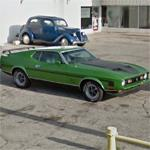 1971-72 Ford Mustang Mach 1 (StreetView)