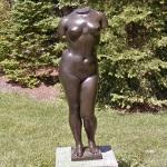 'Torso of Summer' by Aristide Maillol
