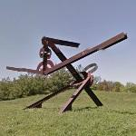'Scarlatti' by Mark di Suvero