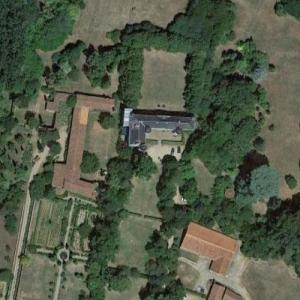 Christian Louboutin's Castle (Google Maps)
