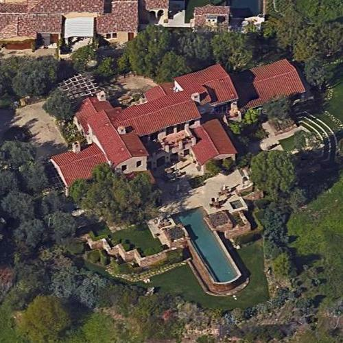Google Office Irvine 1: Yossie Hollander's House In Irvine, CA (Google Maps