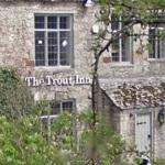 The Trout Inn - on the Thames