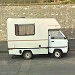 Camper Bedford Autohome Bambi (StreetView)