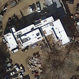 Casey Wasserman's house (Google Maps)