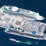 Celebrity Solstice & Mariner of the Seas (Google Maps)