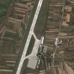 Ohrid Airport (OHD/LWOH) (Google Maps)