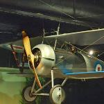 Nieuport 27 Reproduction