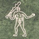 Cerne Abbas Giant (Google Maps)