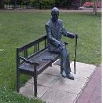 Jan Karski statue