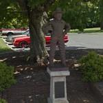 Richard Petty statue