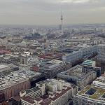 Panoramic view of Berlin