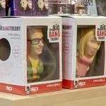 """The Big Bang Theory"" bobbleheads"