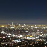 Los Angeles viewpoint from Griffith Observatory