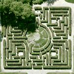 Maze at Saint-Quentin-en-Yvelines University