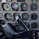 Airplane cockpit (StreetView)