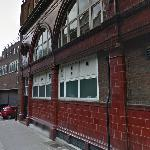 Former Brompton Road Underground Station (StreetView)
