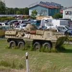 OT-64 SKOT amphibious armored personnel carrier