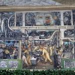 'Detroit Industry' by Diego Rivera (StreetView)