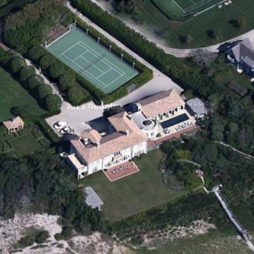 Hamptons Rentals By Owner: Lerner Family House In East Hampton, NY (Google Maps