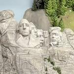 Mount Rushmore at Miniatur Wunderland