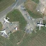 Cold War Jets Collection (Google Maps)