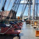USS Constitution Main Deck