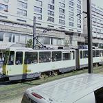 Articulated trolley (StreetView)