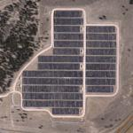 US Air Force Academy solar plant