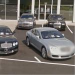 Bentleys and Rolls-Royces