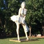 'Forever Marilyn' by Seward Johnson'