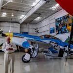 North American P-51 Mustang (StreetView)