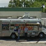"""California Tacos"" truck (StreetView)"