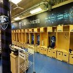 Montreal Impact locker room