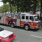 Philadelphia Fire Department - Tiller Truck