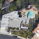 Brandi Glanville's House (Google Maps)