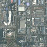 Beijing International Street Circuit (Google Maps)