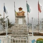 Bust of Sir Edmund Hillary (StreetView)