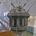 Luna 3 spacecraft