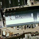 Collapsed terminal at Charles de Gaulle-Roissy airport (Google Maps)