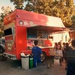 'The Chairman' food truck