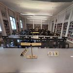 Social Research Library, UCB