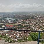 Panoramic view of Antananarivo