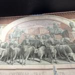 Chisholm Trail mural (StreetView)