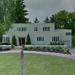 'DeVel Residence' by J. Alexander McColl (StreetView)
