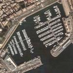 Alicante Harbour (Google Maps)