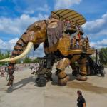 The Great Elephant of the Isle of Nantes