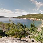 Great Head Trail at Acadia National Park