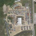 Cement mixer salvage yard (Google Maps)