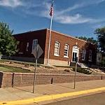 United States Post Office - Hettinger