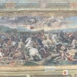 'The Battle of the Milvian Bridge' by Giulio Romano